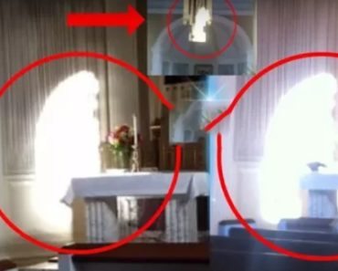 [WATCH THIS] Another Virgin Mary Apparition Caught on Camera