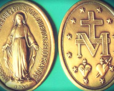 The Miraculous Medal Prayer