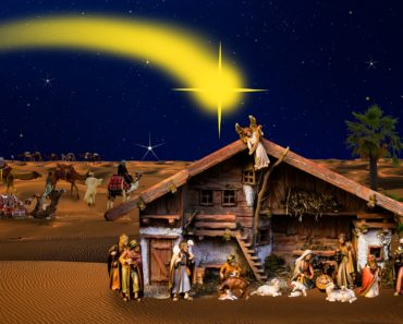 Prayer for A Miracle On Christmas Morning