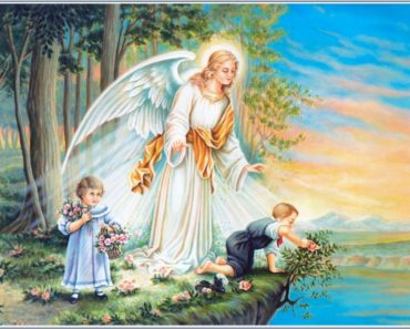 Prayer of St. Augustine to the Holy Angels