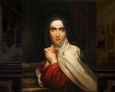 Prayer to St. Teresa of Avila (Patron Saint of Headache Sufferers)