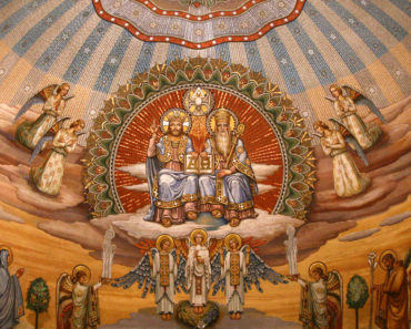 Prayer to The Holy Trinity Against The Coronavirus