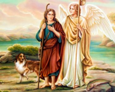 Prayer to St. Raphael for the Wise Choice of a Marriage Partner