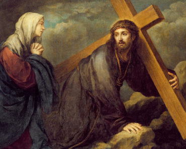 The Clock Meditation of the Passion of Our Lord Jesus Christ by St. Alphonsus Liguori