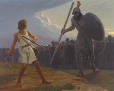 David Defeats Goliath: The Victory That the Israelite Can Never Stop Talking About