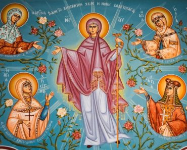 """The """"Four Marys"""" in The Gospels"""
