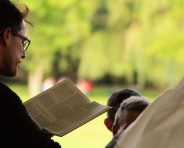 The False Notion That Only Priests and Religious Are Qualified to Teach About Scriptures.