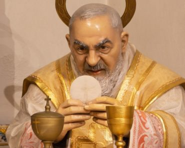 A Miraculous Prayer to God for Healing by St. Pio