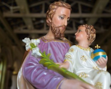 Prayer to St Joseph the Worker for Success