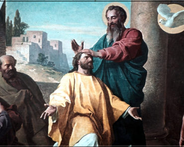 A Scriptural Litany in Honor of St. Timothy