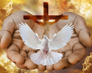 Prayer to God for the Fire of the Holy Spirit by St. Ambrose of Milan