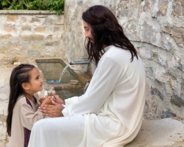 Prayer to God for a Sick Infant