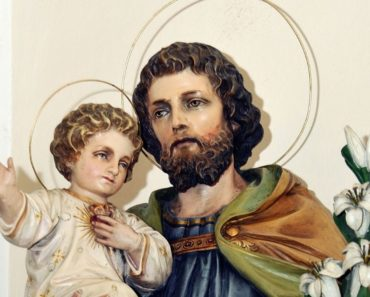 Prayer to Saint Joseph When in Need of a Home